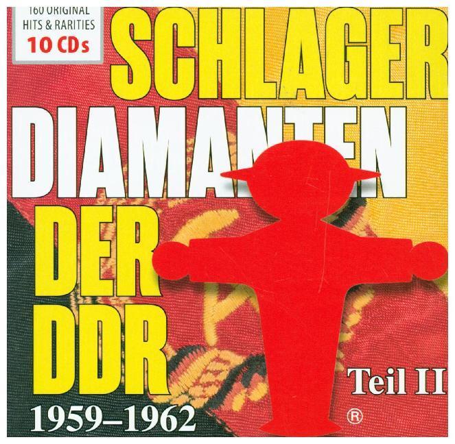 Schlager Juwelen der DDR 1959 - 1962