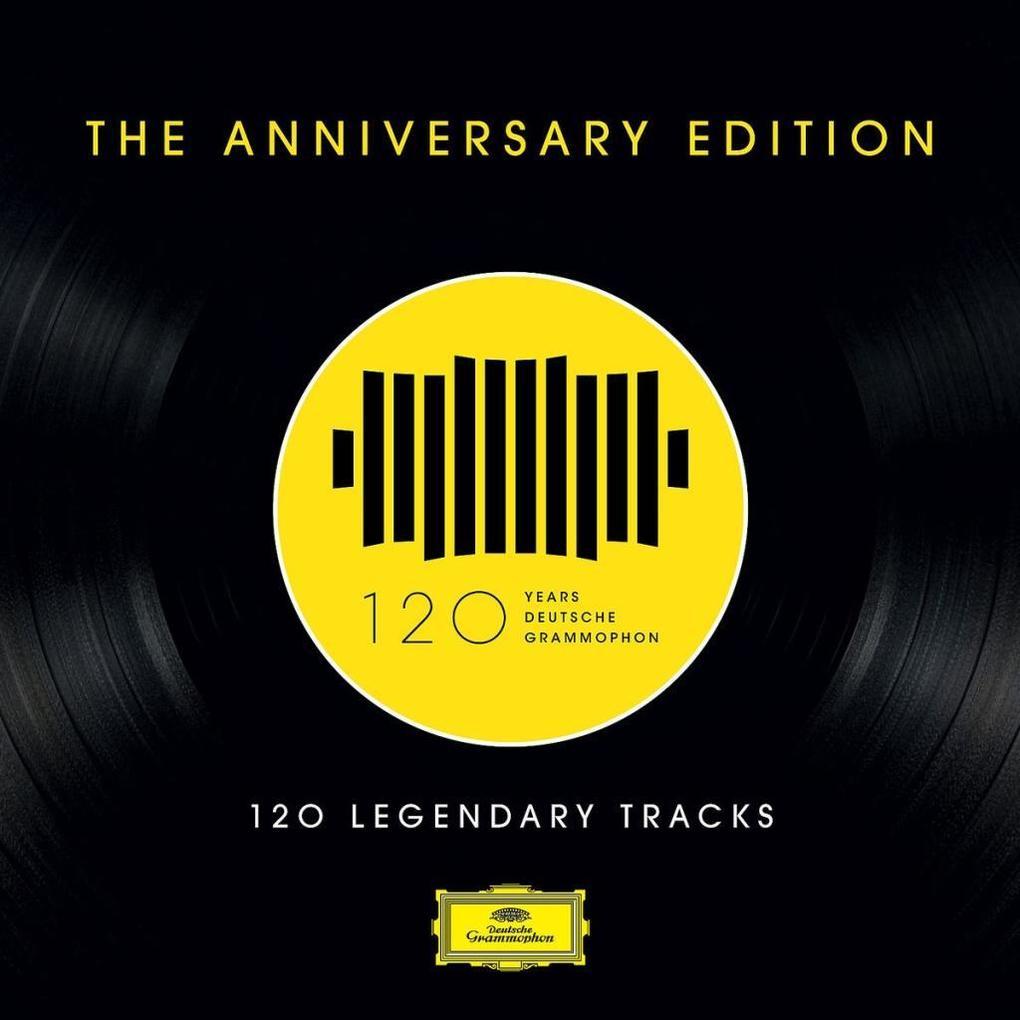 DG120-120 Legendary Tracks (Limited Edition) als CD