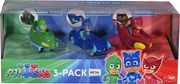 Dickie Toys - PJ Masks - 3-Pack