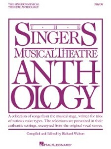 Singer´s Musical Theatre Anthology Trios als eB...