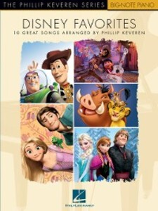Disney Favorites als eBook Download von