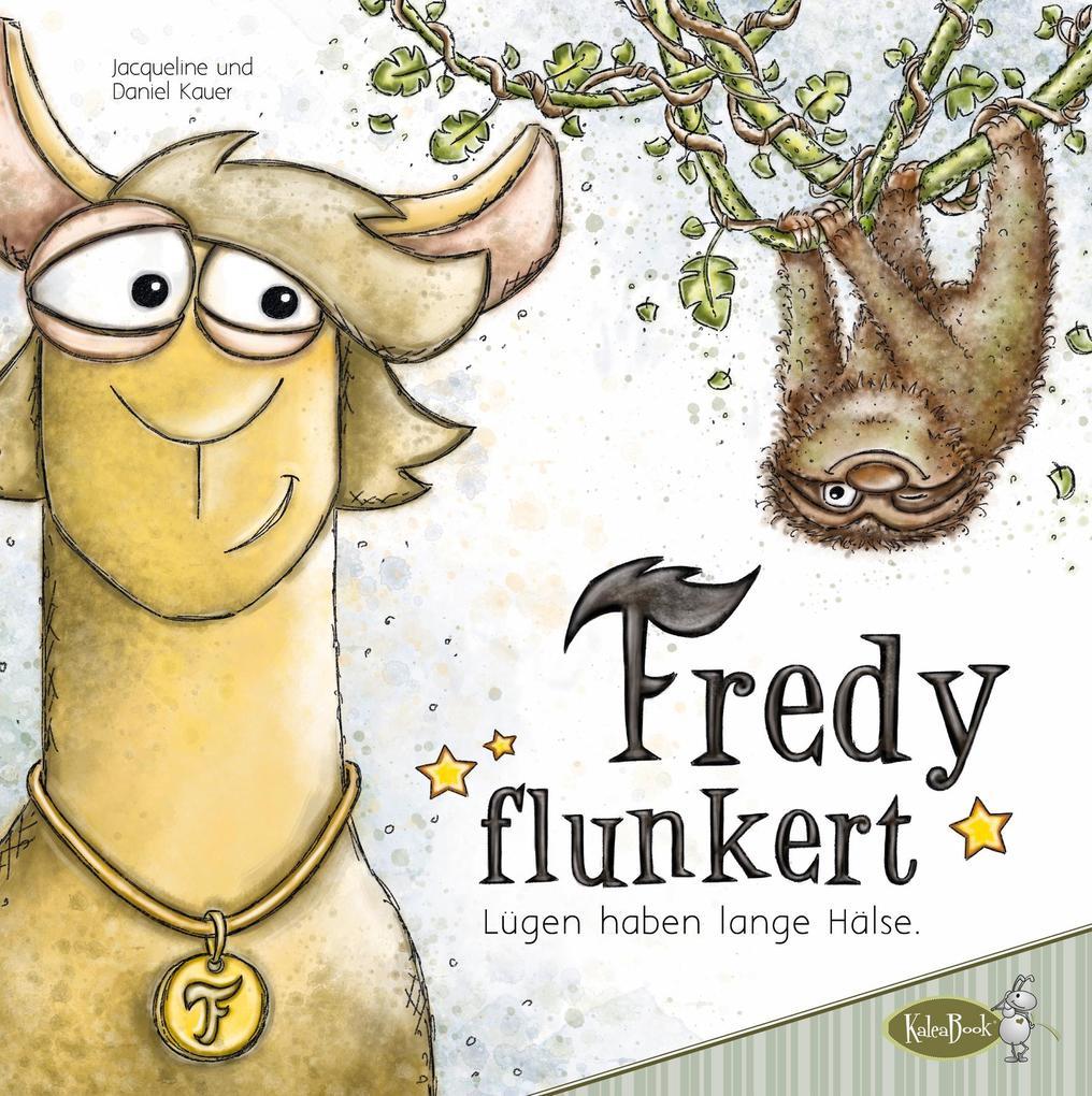 Fredy flunkert als Buch