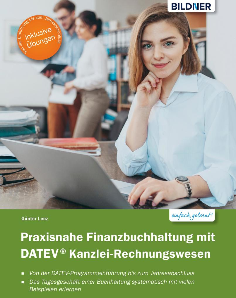Praxisnahe Finanzbuchhaltung mit DATEV Kanzlei-Rechnungswesen pro als eBook
