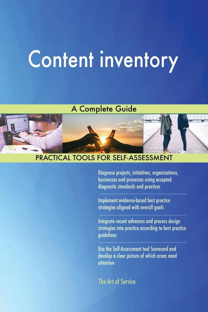 Content inventory A Complete Guide als eBook Do...