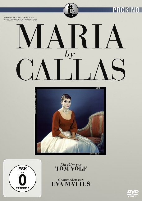 Maria by Callas als DVD