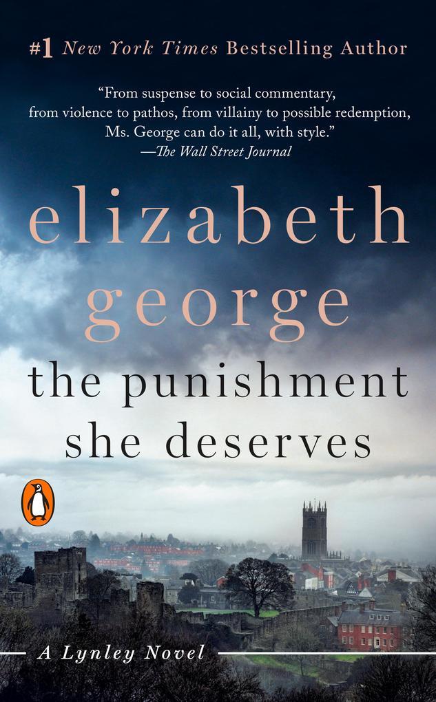 The Punishment She Deserves als Taschenbuch