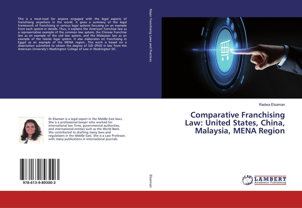 Comparative Franchising Law: United States, Chi...