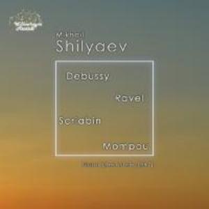 Debussy,Ravel,Scriabin,Mompou