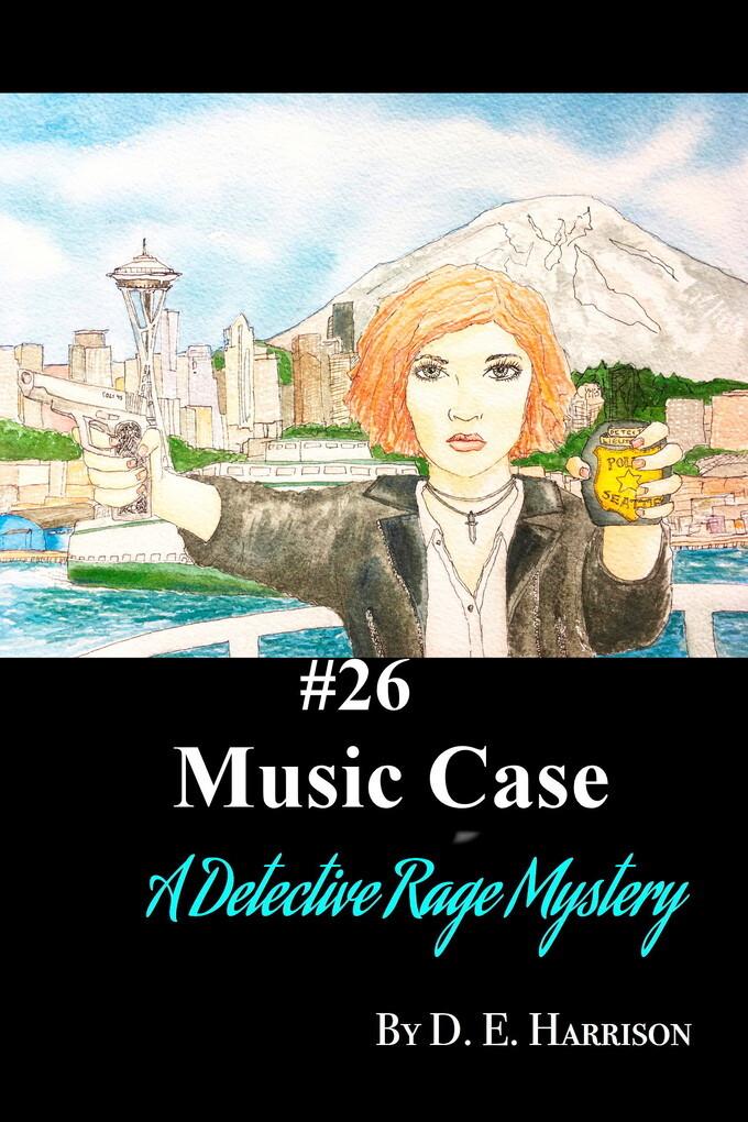 Music Case als eBook Download von D. E. Harrison