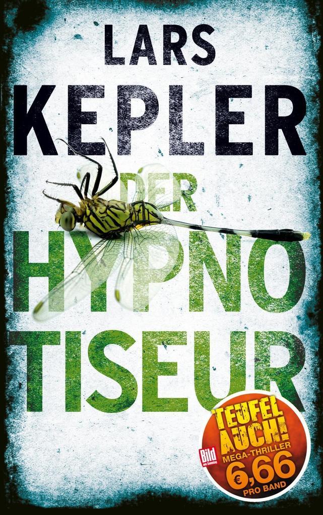Der Hypnotiseur als Buch