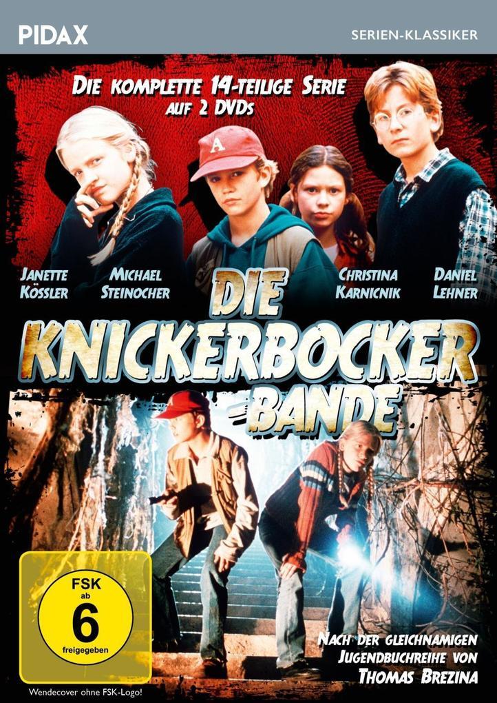 Die Knickerbocker-Bande als DVD