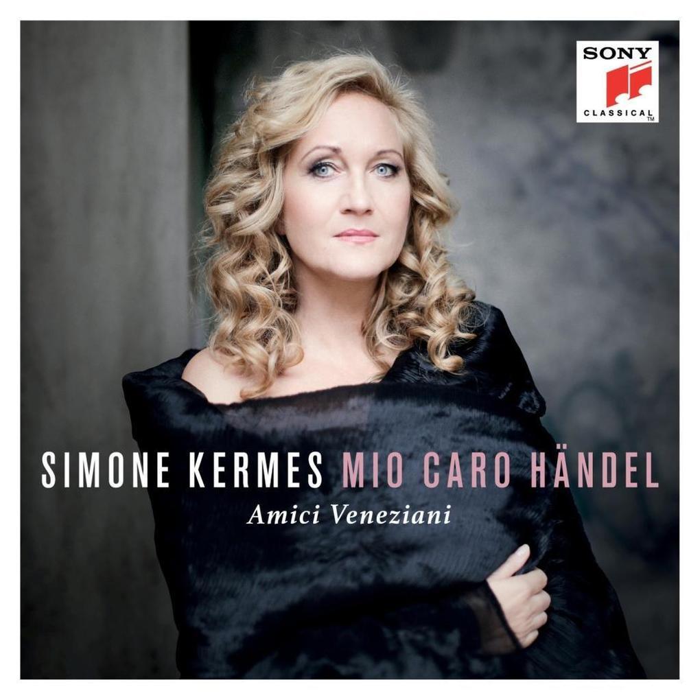 Mio caro Händel als CD