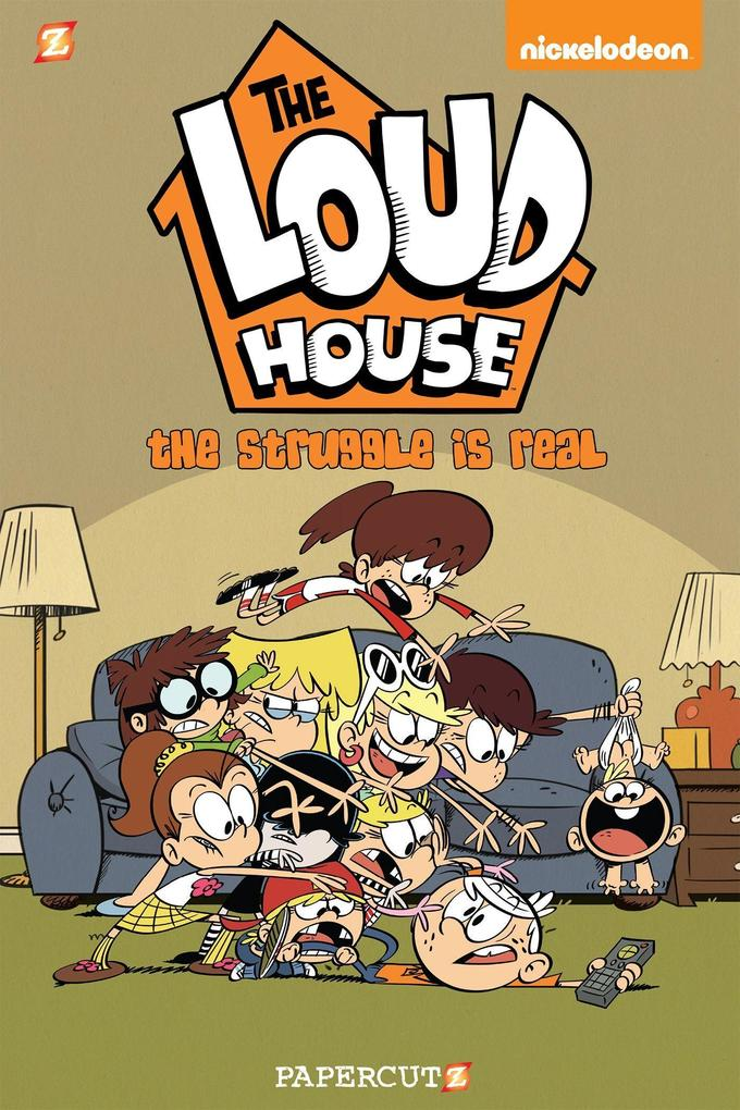 STRUGGLE IS REAL LOUD HOUSE 7 als Taschenbuch