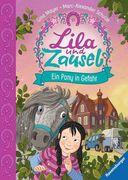 Lila und Zausel, Band 2: Ein Pony in Gefahr