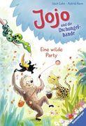 Jojo und die Dschungelbande, Band 3: Eine wilde Party