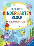 Mein dicker Kindergartenblock