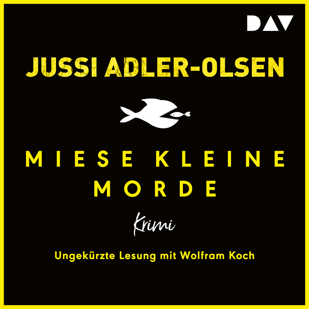Miese kleine Morde. Crime Story als Hörbuch Download