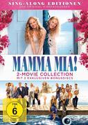 Mamma Mia! 2-Movie Franchise Boxset