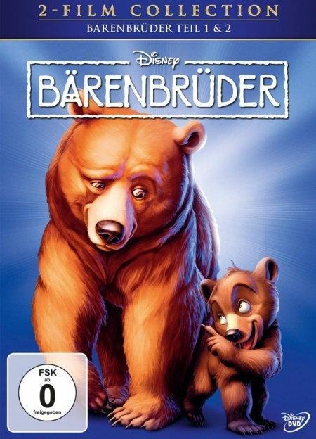Bärenbrüder & Bärenbrüder 2 als DVD