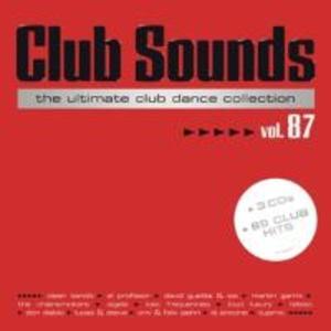Club Sounds, Vol. 87 als CD