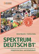 Spektrum Deutsch B1+: Teilband 2