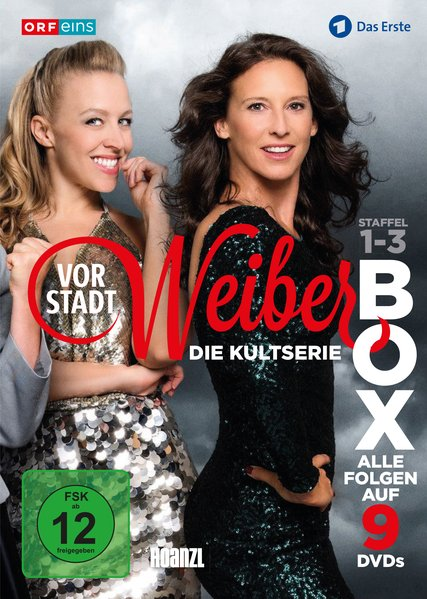 Vorstadtweiber Box als DVD