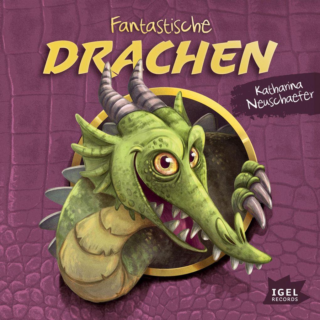 Fantastische Drachen als Hörbuch Download von K...