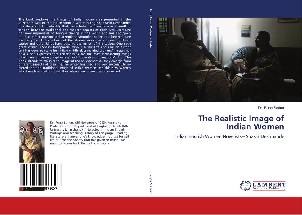 The Realistic Image of Indian Women als Buch vo...