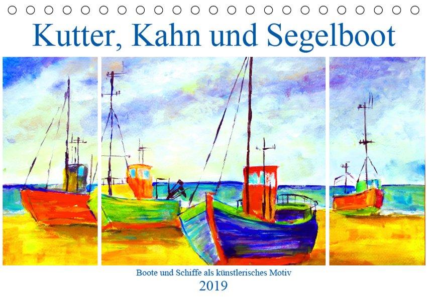 Kutter, Kahn und Segelboot - Boote und Schiffe ...