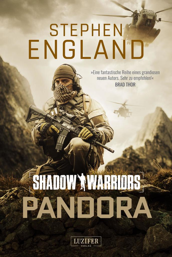 PANDORA (Shadow Warriors) als eBook