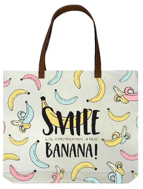Bags & Co - Shopping Bag - Banana