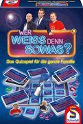 Schmidt Spiele - Wer weiss denn sowas? - Das Quizspiel