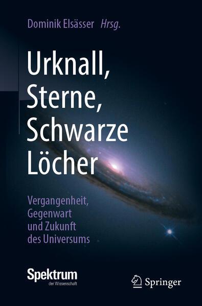 Urknall, Sterne, Schwarze Löcher als Buch