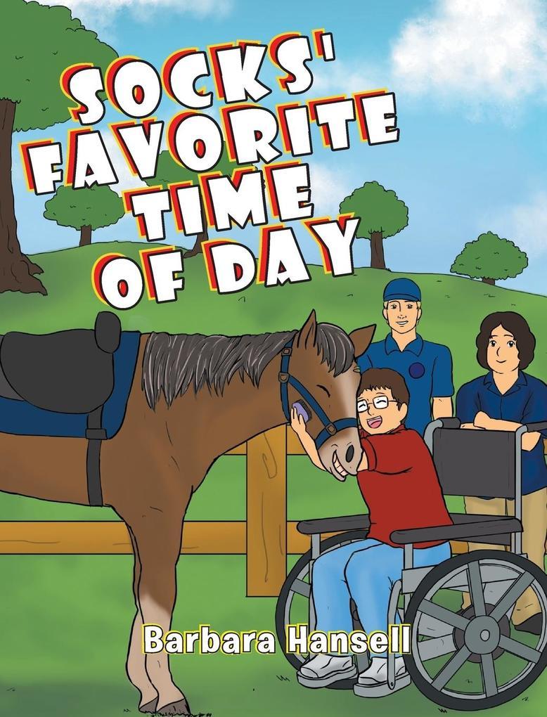 Socks´ Favorite Time Of Day als Buch von Barbar...