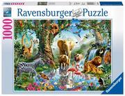 Abenteuer im Dschungel - Puzzle mit 1000 Teilen