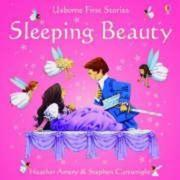 Usborne Fairytale Sticker Stories Sleeping Beauty