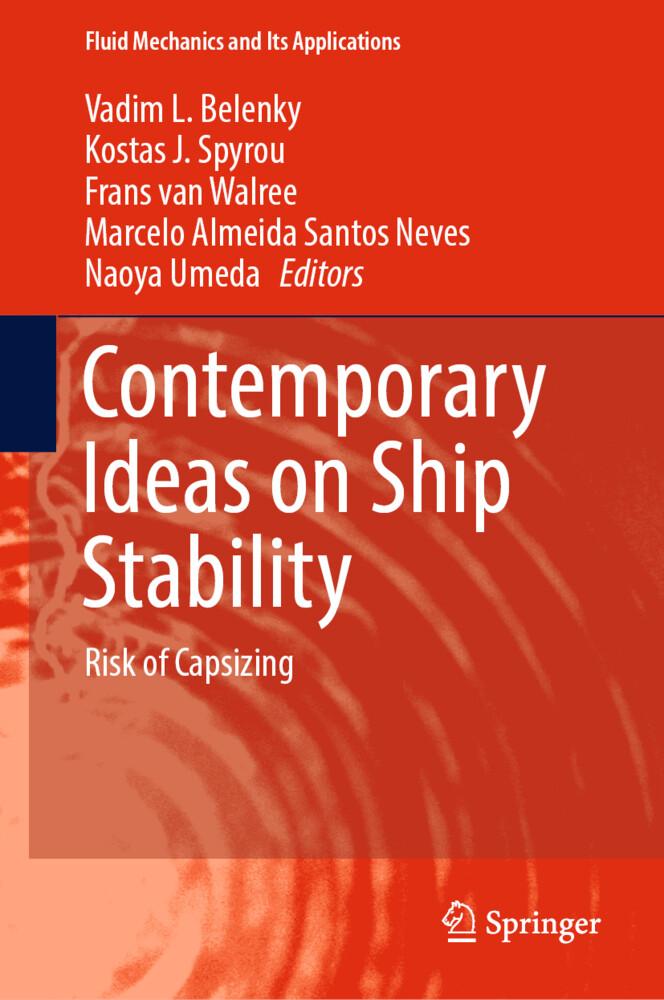 Contemporary Ideas on Ship Stability als Buch (gebunden)