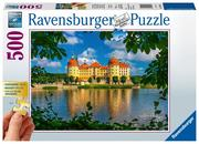 Ravensburger Spiel - Schloss Moritzburg, 500 Teile
