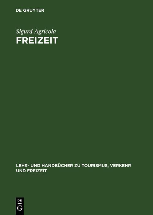 Freizeit als eBook pdf