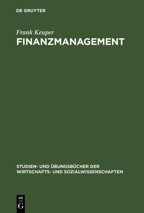 Finanzmanagement als eBook
