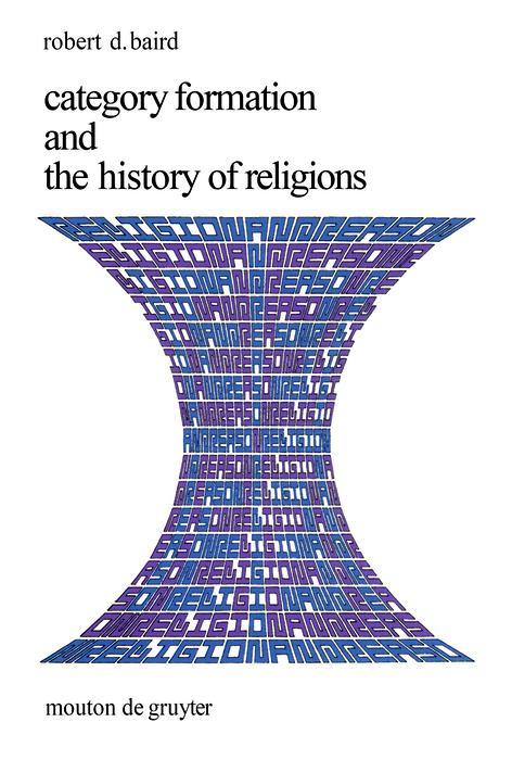 Category Formation and the History of Religions...
