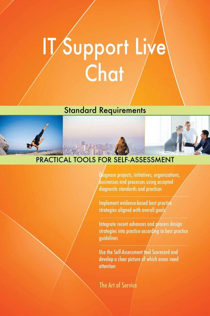 IT Support Live Chat Standard Requirements als ...