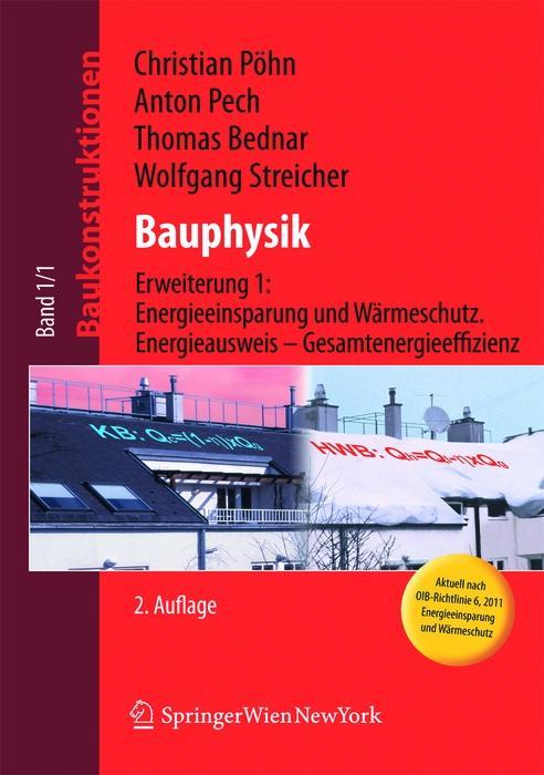 Baukonstruktionen / Bauphysik als eBook Downloa...