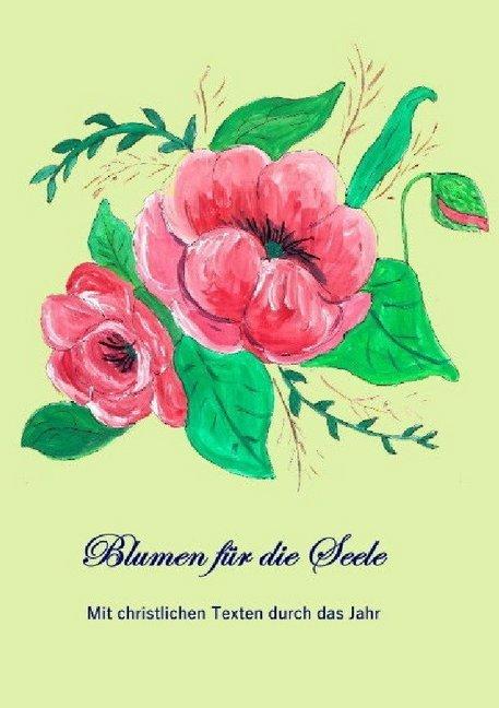 Blumen für die Seele als Buch