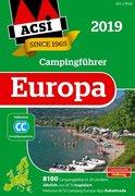 ACSI Internationaler Campingführer Europa 2019