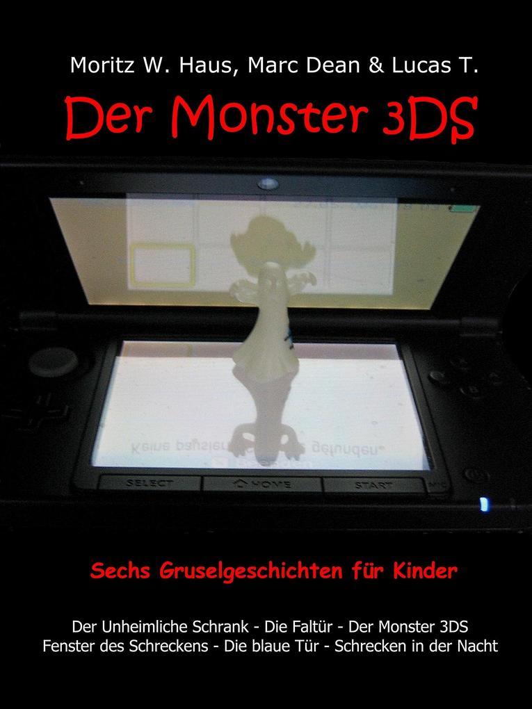 Der Monster 3DS als eBook Download von Moritz W...