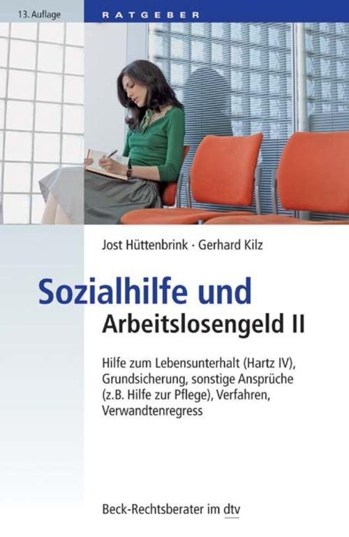 Sozialhilfe und Arbeitslosengeld II als eBook D...