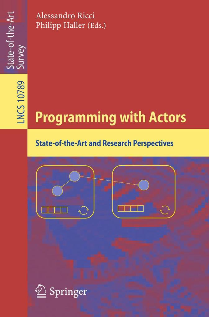 Programming with Actors als eBook Download von