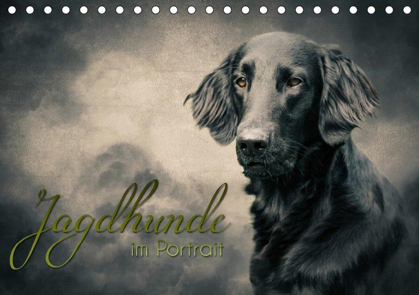 Jagdhunde im Portrait (Tischkalender 2019 DIN A...