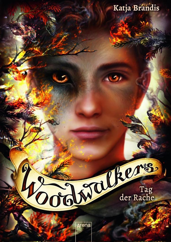 Woodwalkers (6). Tag der Rache als Buch